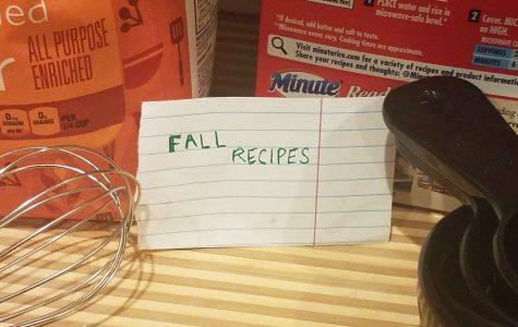 Five festive fall recipes