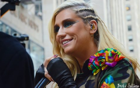 Kesha is back at last
