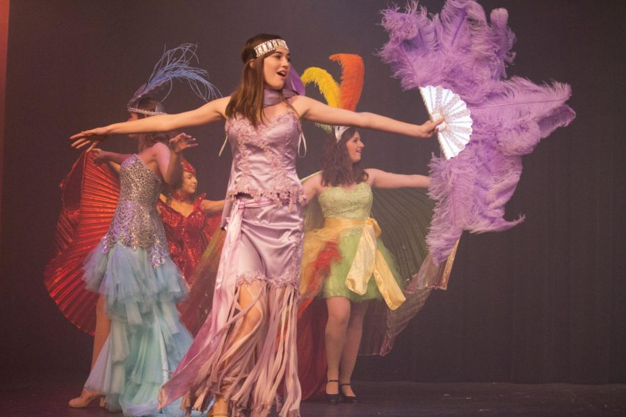 Carroll's theater department proudly presents, Gypsy