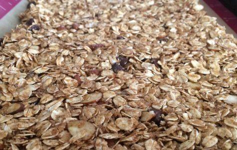 Customizable granola