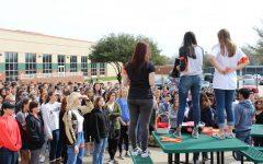 Student led walkout creates conversation