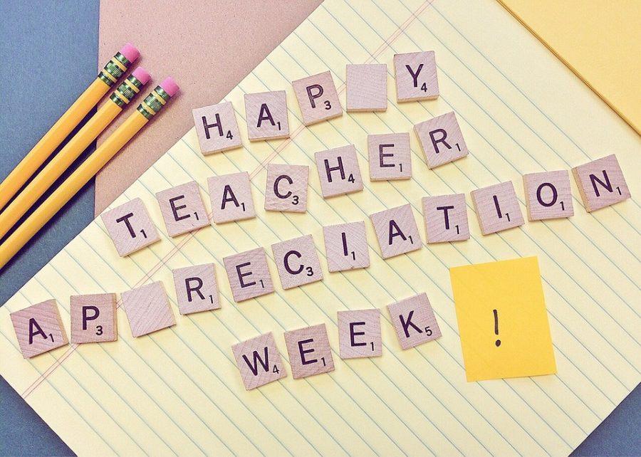 A teacher's touch