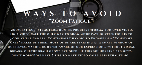 Ways to Avoid Zoom Fatigue