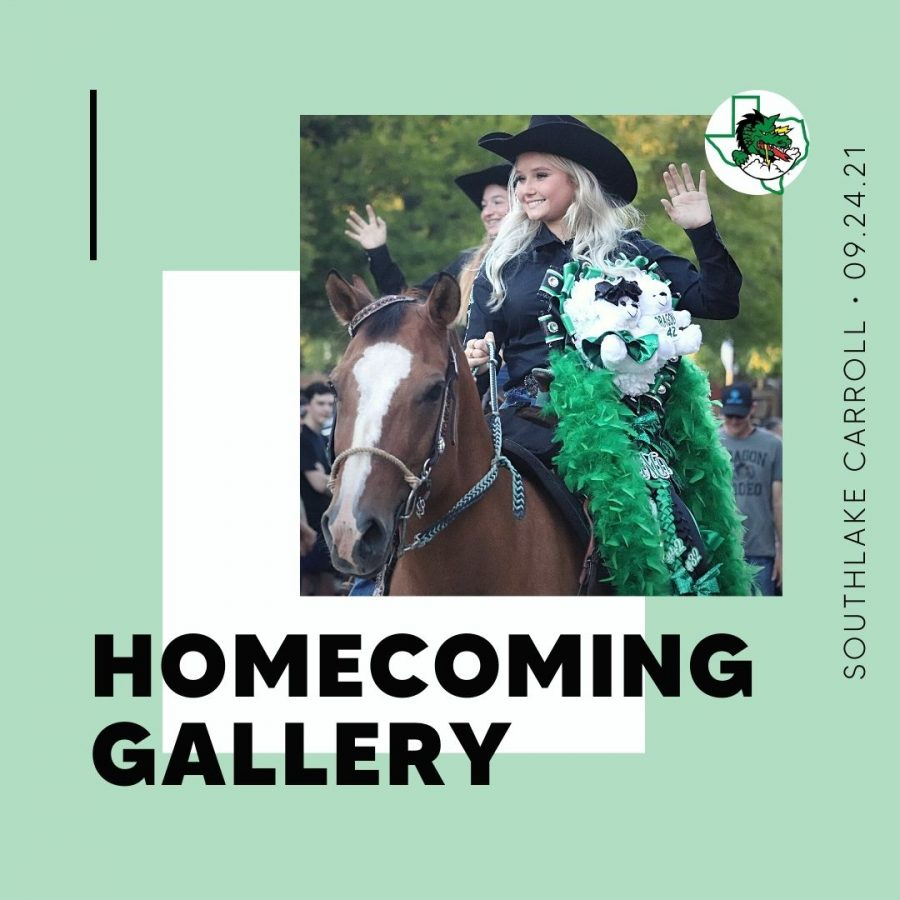Photo recap of Homecoming parade, carnival, game and dance